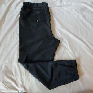 Vince Camuto Black Cargo Pants
